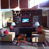 Photo taken at Four Points by Sheraton by Patrick R. on 12/27/2010