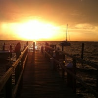Photo taken at Jimmy Johnson's Big Chill at Fisherman's Cove by Mike M. on 8/14/2011