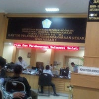 Photo taken at KPPN Makassar I by NononganKid R. on 12/19/2011