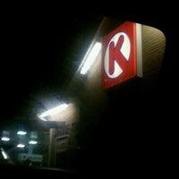 Photo taken at Circle K by Tyler S. on 8/25/2011