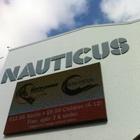 Photo taken at Nauticus by Drew on 9/7/2012