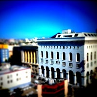 Photo taken at 25 Van Ness by Domenic V. on 7/3/2012