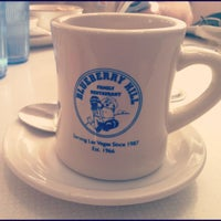 Photo taken at Blueberry Hill Family Restaurant by Desiree K. on 6/29/2012