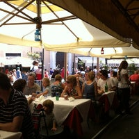 Photo taken at Trattoria Pizzeria Toscana by Thorsten Tom on 7/14/2012