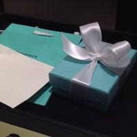 Photo taken at Tiffany & Co. by Goro W. on 6/10/2012