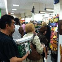 Photo taken at Food Emporium by MaryAnn H. on 8/27/2011