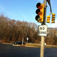 Photo taken at NJ-38 & Mount Laurel Road by Jason R. on 1/17/2012