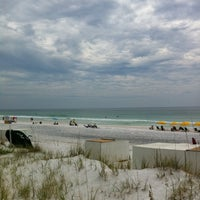 Photo taken at The Beach at Sandestin by Bonny P. on 9/11/2011
