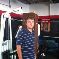 Photo taken at Haddonfield Memorial High School by Nolan M. on 8/16/2011
