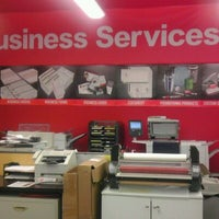 Photo taken at Office Depot by Luis Alberto on 11/28/2011