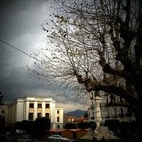 Photo taken at Piazza Eugenio Abbro by Gianluca P. on 1/5/2012