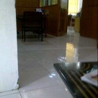 Photo taken at PT. KERETA API INDONESIA (Persero) Divre II Sumbar by Hary C. on 1/30/2012