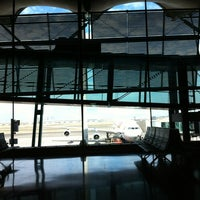 Photo taken at Terminal 4 Satélite by Enric A. on 8/7/2012