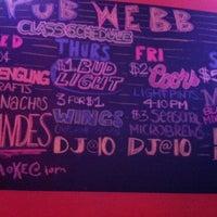 Photo taken at Pub Webb by Abim on 2/1/2012