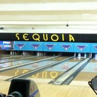 Photo taken at Sequoia Pro Bowl by Terri S. on 7/18/2012