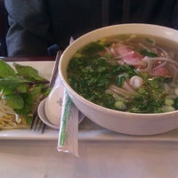 Photo taken at PHO Banh Mi & Che Cali by Denise A. on 12/18/2011