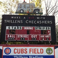 Photo taken at Thillens Stadium by Antonio D. on 9/24/2011