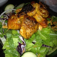 Photo taken at Crown Fried Chicken & Kabob House by Chef Huda on 5/24/2012