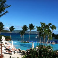 Photo taken at The Ritz-Carlton, St. Thomas by Kimberly V. on 12/25/2011