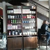 Photo taken at Starbucks by Zalan B. on 3/26/2011