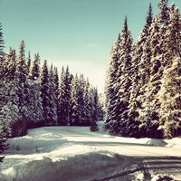 Photo taken at Bow Valley Provincial Park by Paragonphotography.ca on 3/20/2012