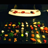 Photo taken at Alinea by Jessica P. on 9/7/2012