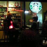 Photo taken at Starbucks by Dutch V. on 12/10/2011