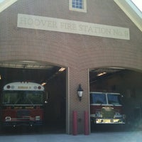 Photo taken at Hoover Fire Station 9 by Matt T. on 10/6/2011