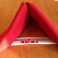 Photo taken at Benihana by Dre L. on 4/26/2012