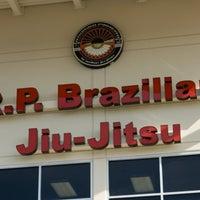 Photo taken at Rodrigo Pinheiro Brazillian Jiu-Jitsu by Rich H. on 3/4/2012