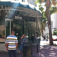 Photo taken at Olio by David G. on 4/27/2012