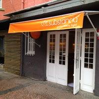 Das Foto wurde bei Substância Gastronomia Light von Fabricio S. am 1/13/2012 aufgenommen