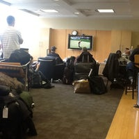 Photo taken at USO - Reagan National Airport (DCA) by Shelby on 2/24/2012