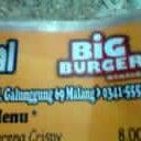 Photo taken at Big Burger Station by Dimas Ajie F. on 9/3/2011