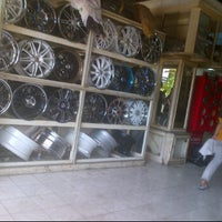 Photo taken at Jakarta Motor Auto Accesories Car Audio & Parts by Kaizer M. on 1/17/2012
