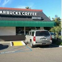 Photo taken at Starbucks by 'Daniela M. on 12/26/2011