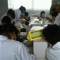 Photo taken at TK SD SMP SMA Islam AVICENNA by Prins S. on 3/5/2011