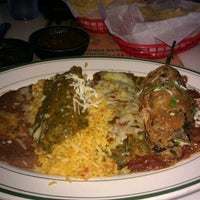 Photo taken at El Real Tex-Mex Cafe by Ven P. on 9/24/2011