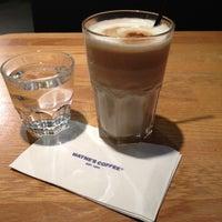 Photo taken at Wayne's Coffee by Mika J. on 10/30/2011