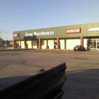 Photo taken at Drug warehouse (11th st) by Joe K. on 4/18/2012