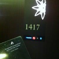 Photo taken at Bahrain city center, kempinski hotel by Essa A. on 7/21/2012