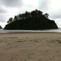 Photo taken at Neskowin State Beach by Christian A. on 5/7/2011