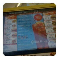 Photo taken at SONIC Drive In by Kim H. on 8/30/2011