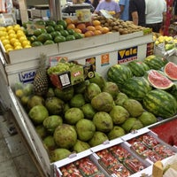 Photo taken at Feira dos Produtores by Hector A. on 5/12/2012