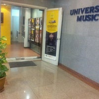 Photo taken at Universal Music Publishing Sdn. Bhd. by Jack T. on 7/23/2011