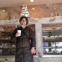 Photo taken at Pierre's Bakery by Noel V. on 2/12/2012