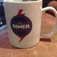 Снимок сделан в The Diner пользователем Kelesha S. 7/2/2012