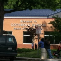 Photo taken at Cotswold Elementary School by Melissa on 4/30/2012