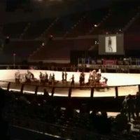 Photo taken at Arizona Veterans Memorial Coliseum by Joe B. on 2/19/2012