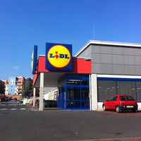 Photo taken at Lidl by Iva G. on 9/28/2011